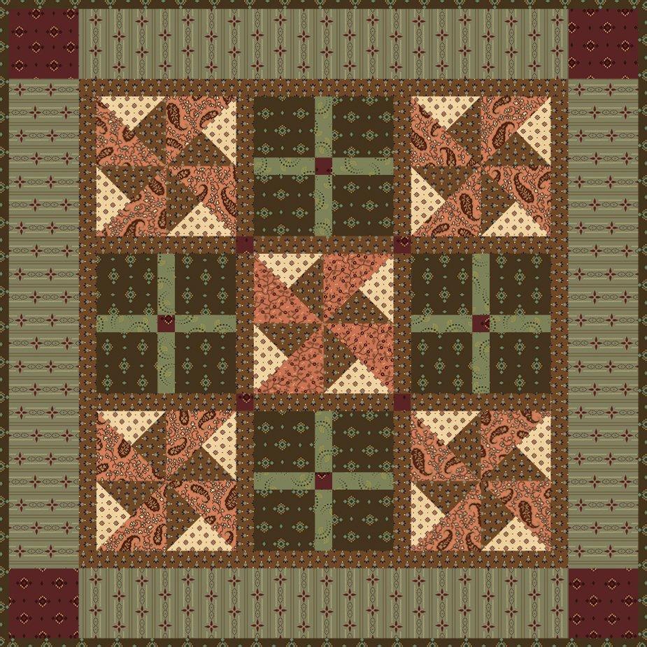 Kim Diehl's Simple Whatnots - Breezy Kit 18.5 x 18.5