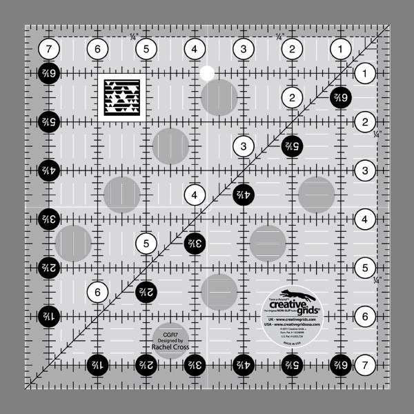 Creative Grids 7 1/2 x 7 1/2