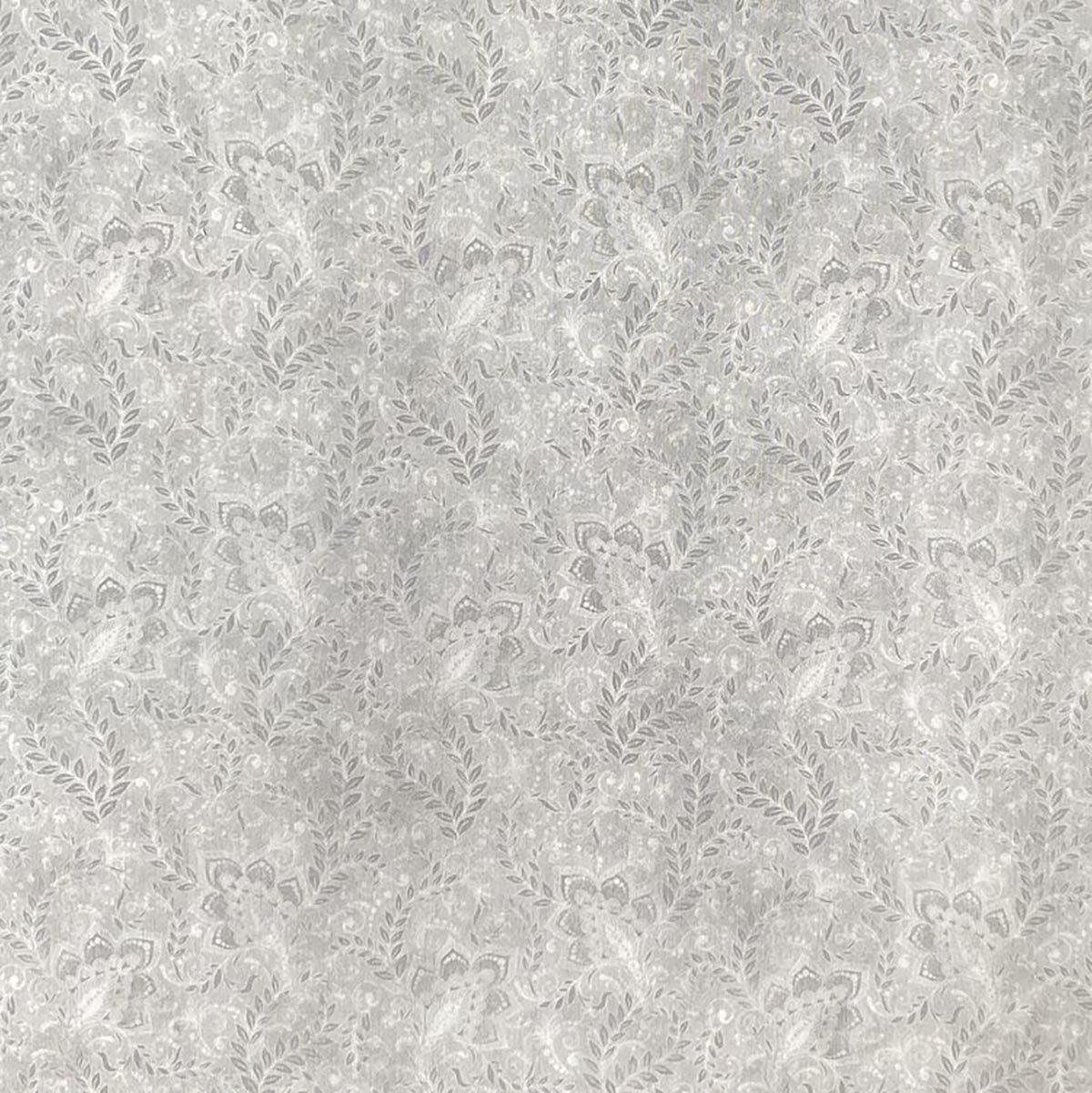 Classic Digital Print White-118