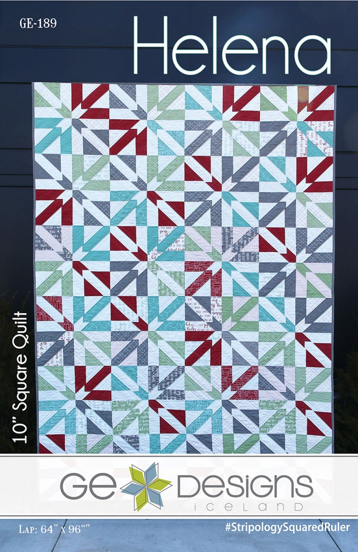 Helena Quilt Pattern