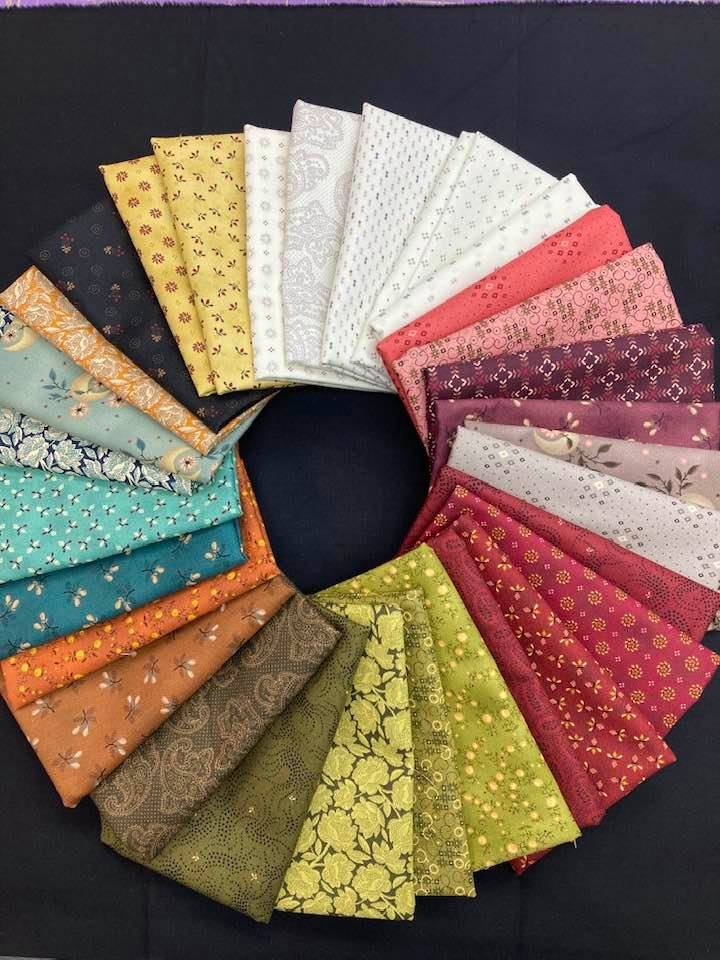 Gratitude and Grace Fat Quarter Bundle (30)