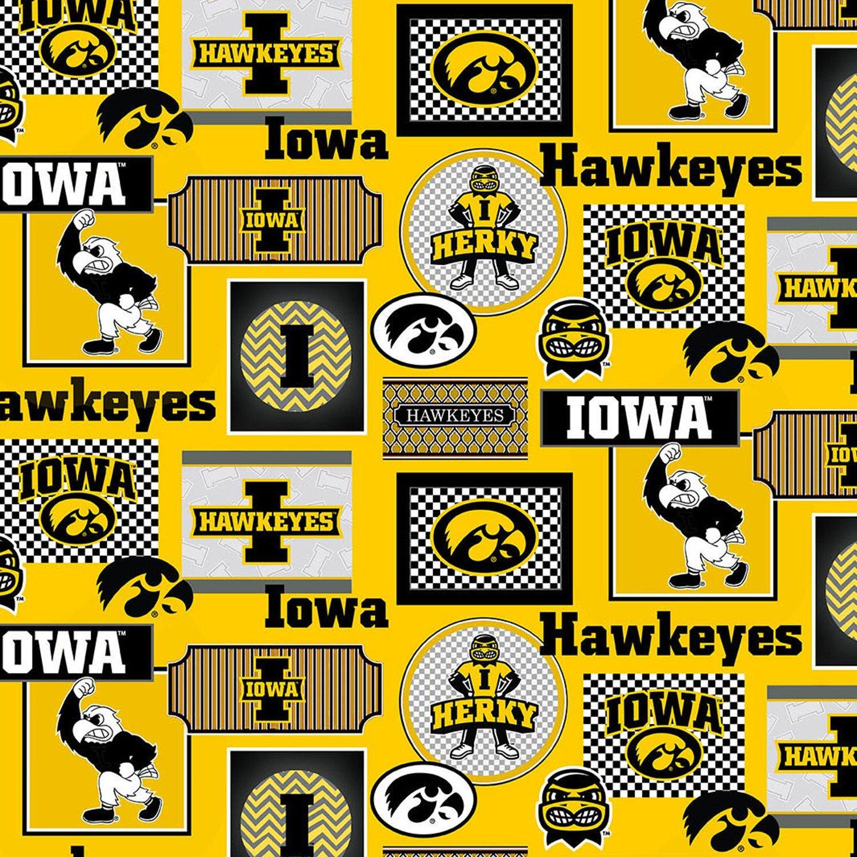 Iowa Print
