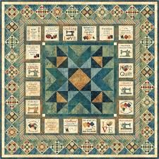 Stitch in Time Studio Wall Hanging Pattern