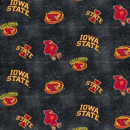 Iowa State Distressed Black