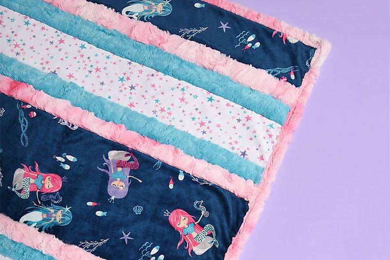 Cuddle Kit Mermaid Tale 38 x 58