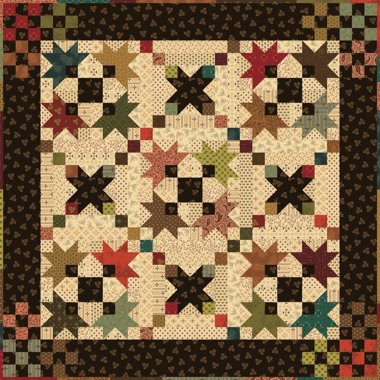 Kim Diehl's Simple Whatnots - Pleased As Punch Kit 30.5 x 30.5