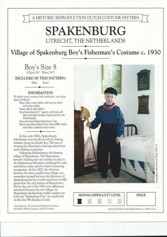 Spakenburg- Boys 8