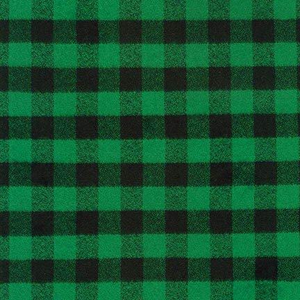 Mammoth Flannel 16944-7 Green