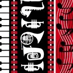 Musicality Border Stripe