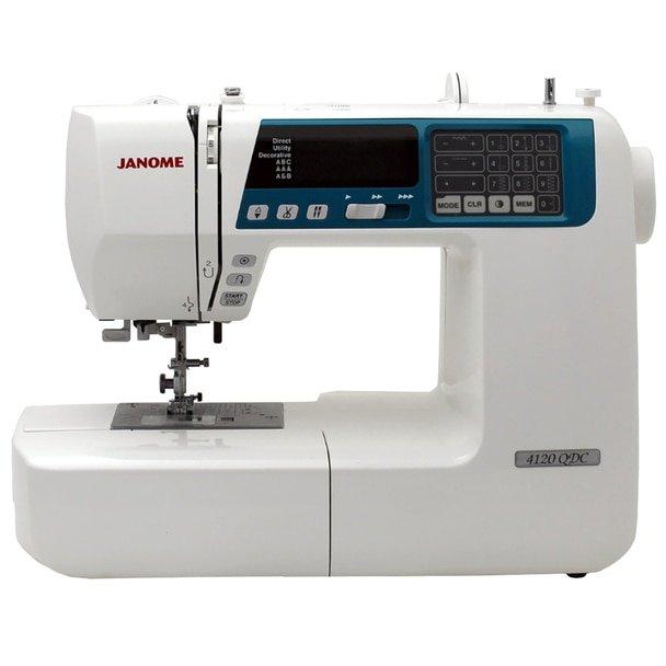 Janome Model 4120 QDC