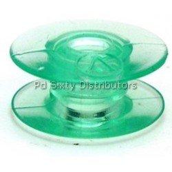 Bobbin Viking Green Plastic