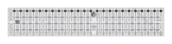 Creative Grids Quick Trim And Circle Ruler Two