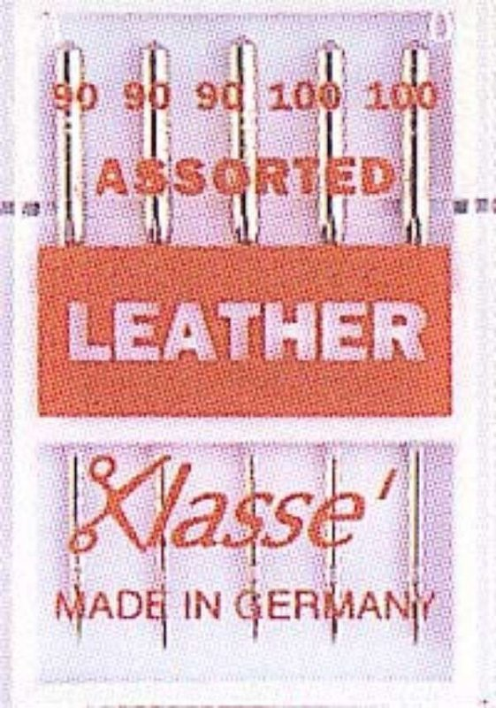 Klasse Needle Leather 100/16