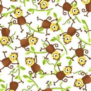 Jungle Camp Monkies on Vines