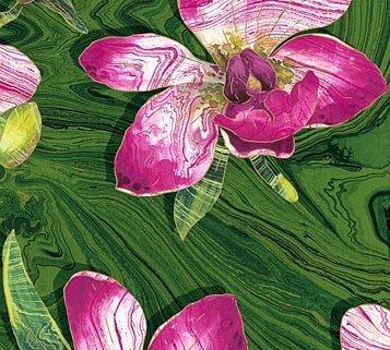 Sandscapes Orchids Large Floral