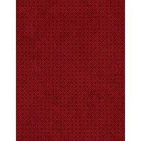 Essentials Dark Red Diamond Flannel