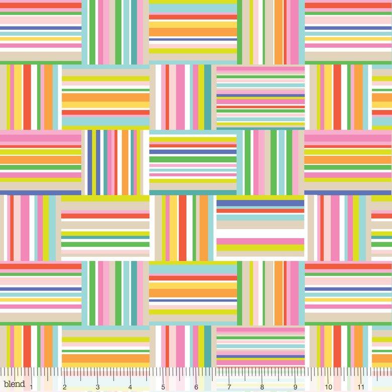 Seaside Stripe - Pink