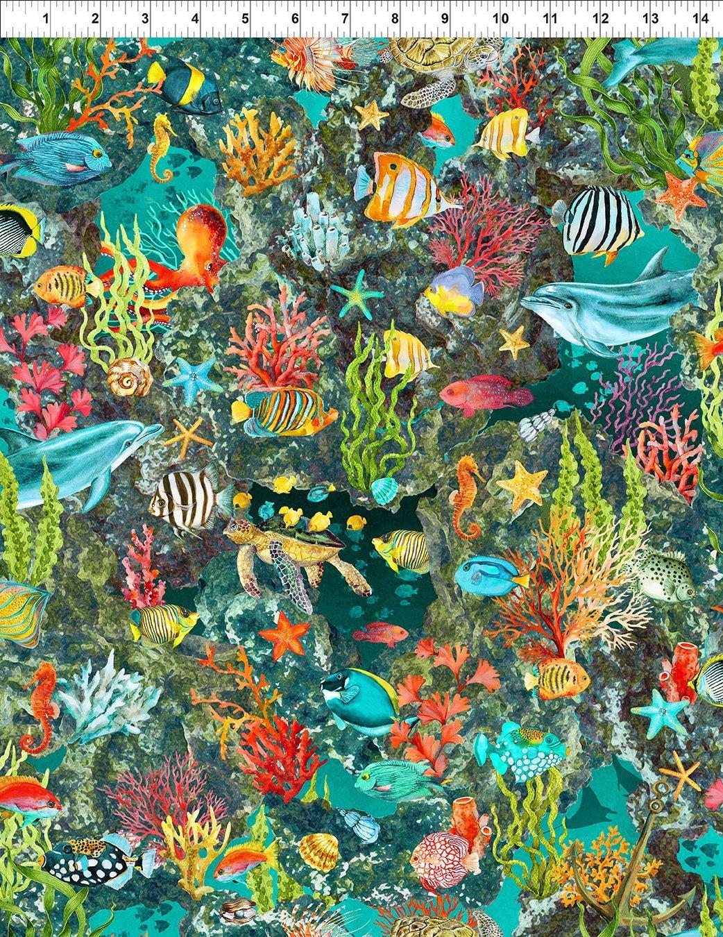 Calypso Sealife - Green