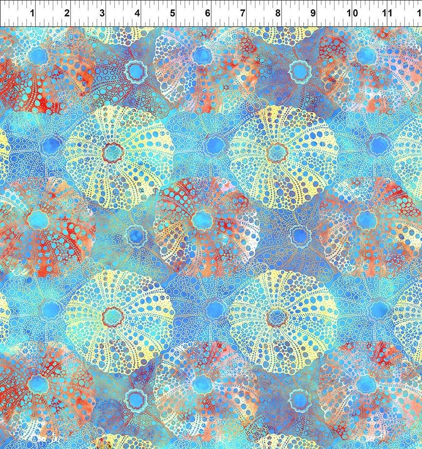 Urchins - Blue