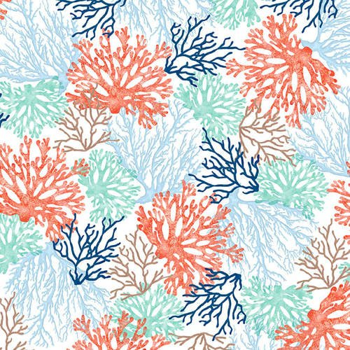 Coastal Dreams - Coral