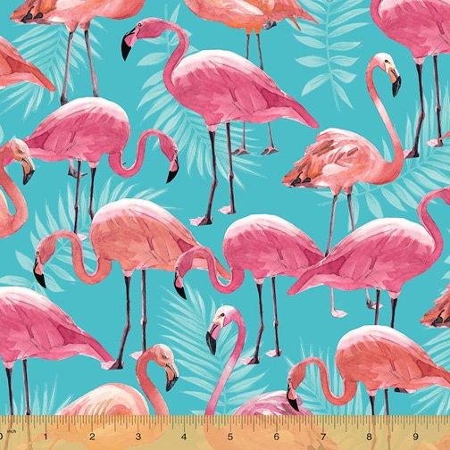 One-Of-A-Kind Flamingo