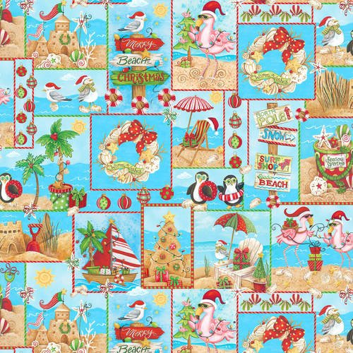 Holiday Beach Patchwork