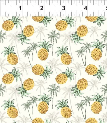 Pineapples & Palms Mini