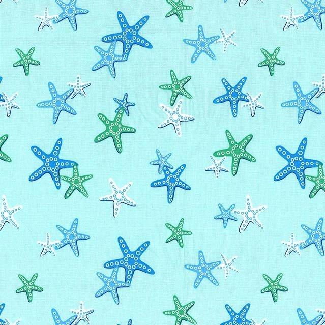 Starfish - Blue