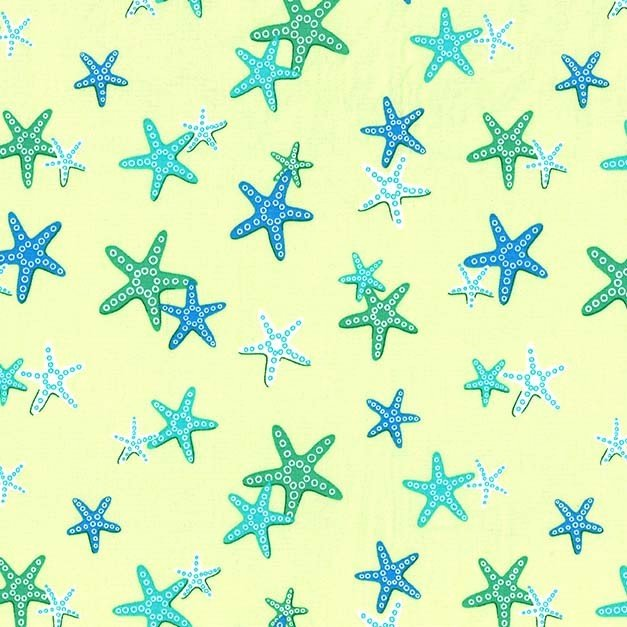 Starfish - Green