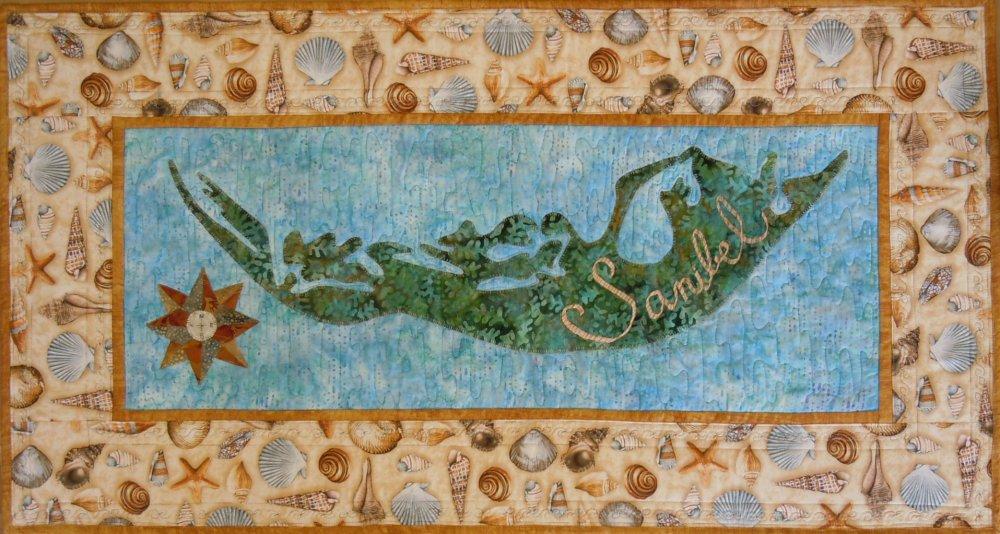 Sanibel Island Runner Pattern