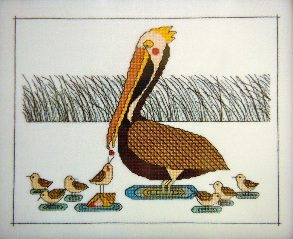 Pelican Love