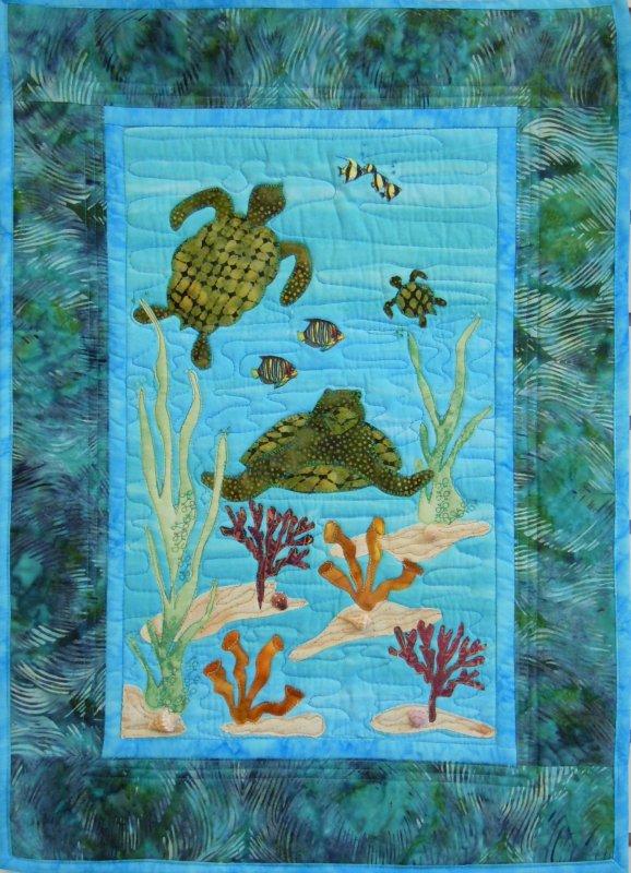 Turtle Trio Pattern