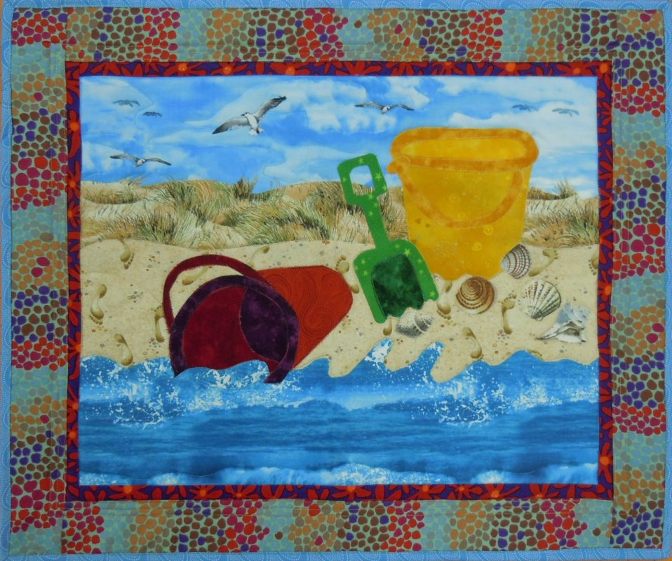 Beach Memories Pattern