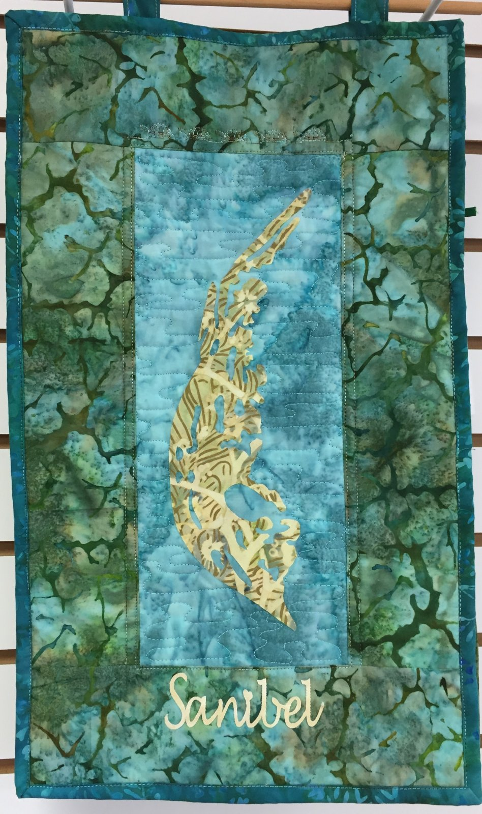 Sanibel Mini Quilt Pattern