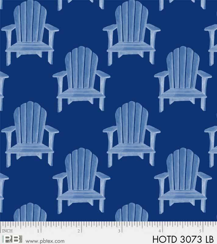 Adirondack Chairs - Navy