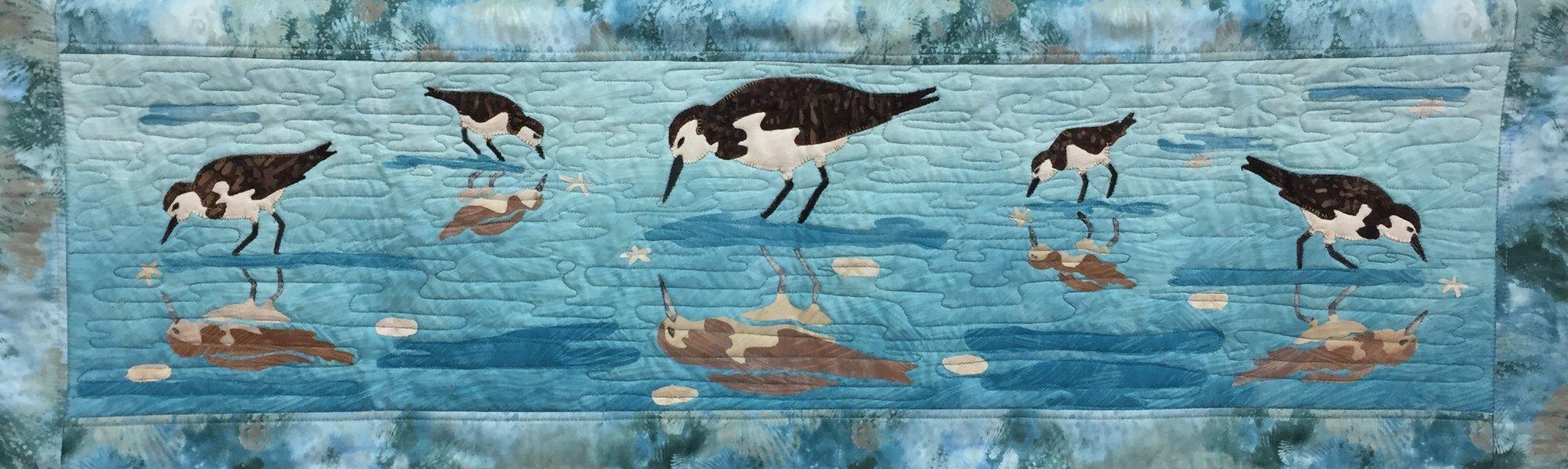 Falling Tides Pattern