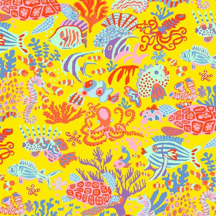 Scuba - Yellow
