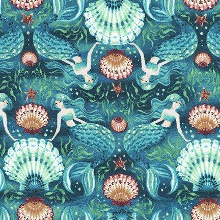 Mermaid & Shells - Pacific