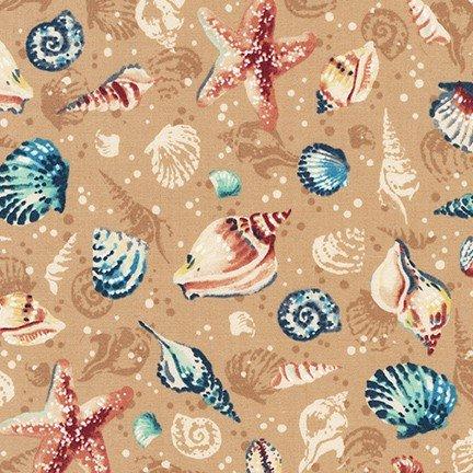 Sunset Coast Shells - Tan