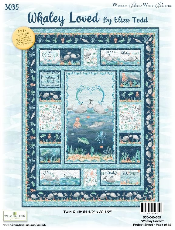 Whaley Loved Quilt Kit