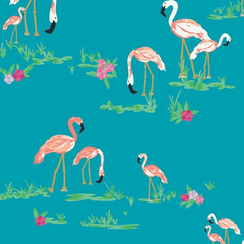 Flamingo Field - Marina