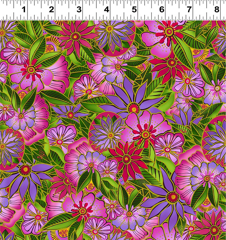 Sea Goddess - Pink Floral