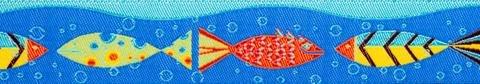 School of Fish Ribbon