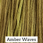 Amber Waves Classic Colorworks 6 Strand Hand-Dyed Embroidery Floss