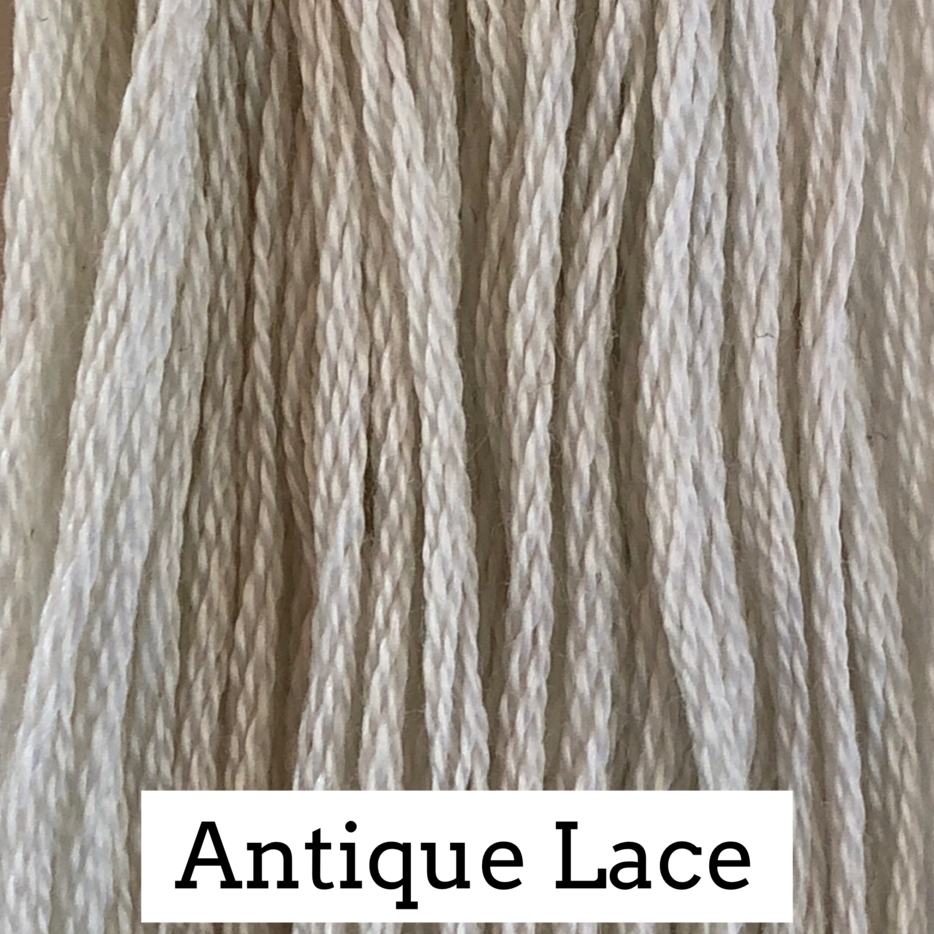 Antique Lace Classic Colorworks 6 Strand Hand-Dyed Embroidery Floss