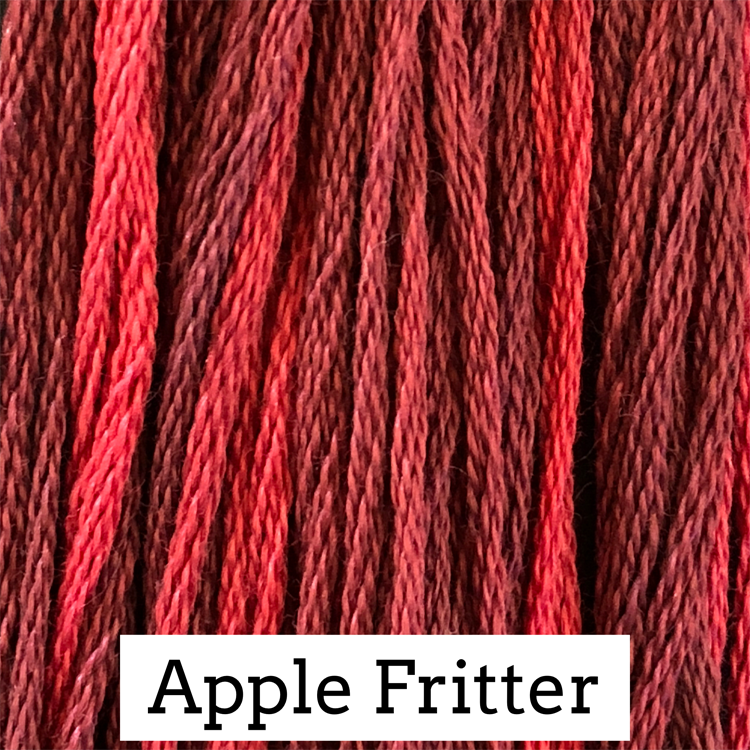 Apple Fritter Classic Colorworks 6 Strand Hand-Dyed Embroidery Floss