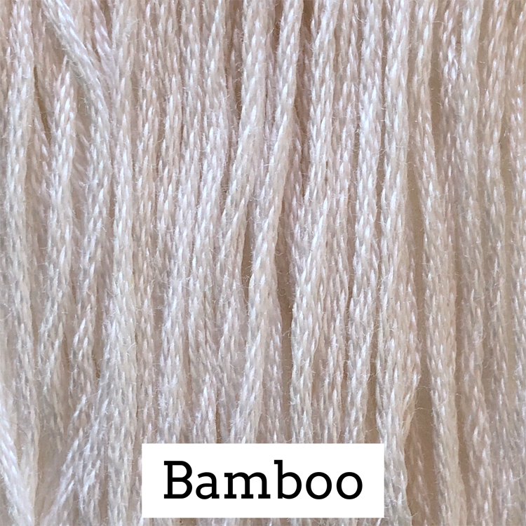 Bamboo Classic Colorworks 6 Strand Hand-Dyed Embroidery Floss