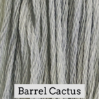 Barrel Cactus Classic Colorworks 6 Strand Hand-Dyed Embroidery Floss