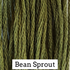 Bean Sprout Classic Colorworks 6 Strand Hand-Dyed Embroidery Floss