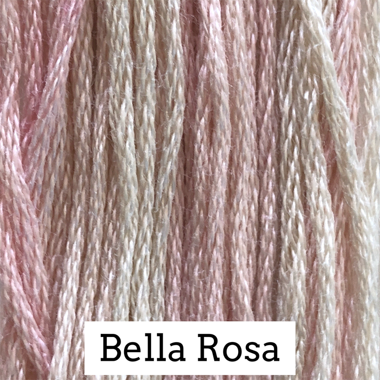 Bella Rosa Classic Colorworks 6 Strand Hand-Dyed Embroidery Floss